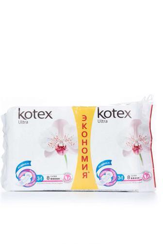 Прокладки критические KOTEX Экстра софт Супер дуо 16шт