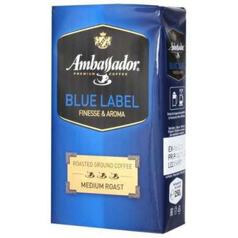 Кава мелена Blue Label Ambassador 250 г