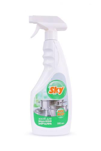 Средство для чистки Sky Style универсальное для удаления жира триггер, 500 мл