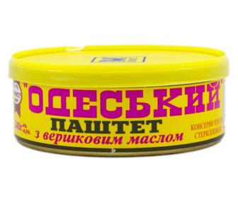 Паштет Онисс Одесский 200г