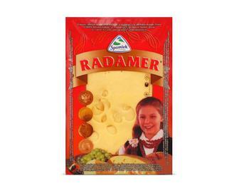 Сир Spomlek «Радамер» нарізка, 150г
