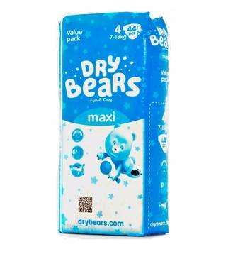 Підгузники Dry Bears Fun&care
