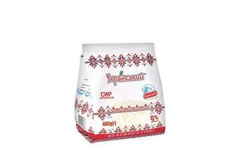 Сир кисломолочний 9% Український 400 г