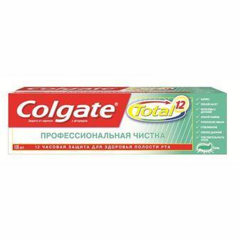 Зубна паста Професійне чищення Colgate 75мл