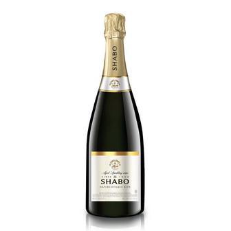 Вино ігристе Shabo Classic белое полусладкое 0.75л