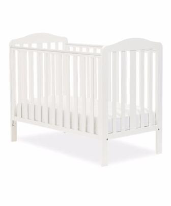 Ліжко дитяче Darlington - біле Mothercare