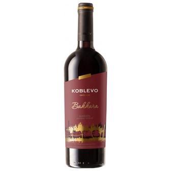 Вино Баккара, Бордо Изабелла Коблево 0,75 л