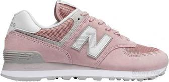 Кросівки New Balance WL574ESP р. 9,5 рожевий