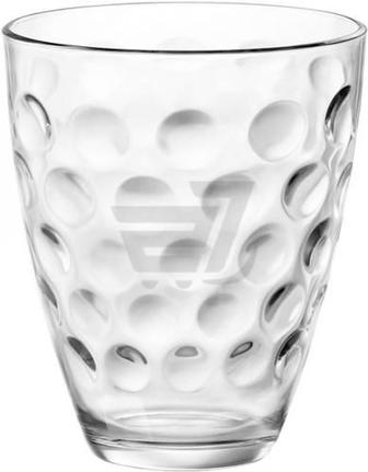 Склянка висока Dots 390 мл 327512VD5021990/1 Bormioli Rocco
