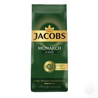 КАВА мелена Monarch Classic, 450 г JACOBS