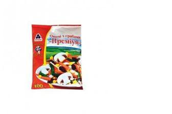 Овощи с грибами, 400 г, ШЕФ-ПОВАР