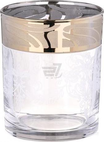 Набір склянок для віскі Істамбул Мускат 255 мл 6 шт. GE05-405 Гусь Хрустальный