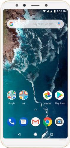 Смартфон Xiaomi Mi A2 4/64 388164 gold