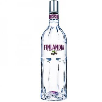 Водка Finlandia Blackcurrant (Финляндия Смородина) 1 л