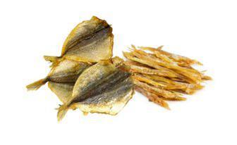 Жовтий смугастик, Путассу солоно-сушений, Путассу солоно-сушена 100 г