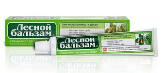 Зубная паста Лесной Бальзам 75мл