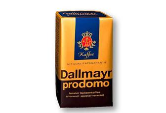 Кава Prodomo смажена мелена натуральна Dallmayr 500 г