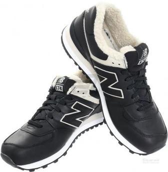 Кросівки New Balance 574 ML574BL р. 6 чорний