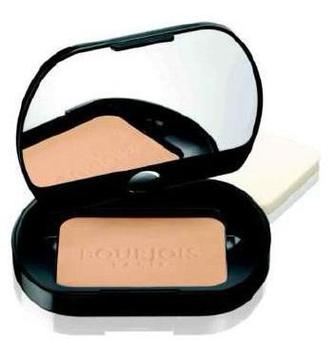 Bourjois Пудра компактна Poudre Compacte Silk Edition 9г