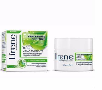 Засоби для догляду за обличчям Lirene