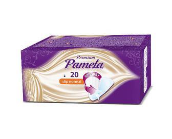 Прокладки щоденні Pamela Premium Normal, 20шт/уп