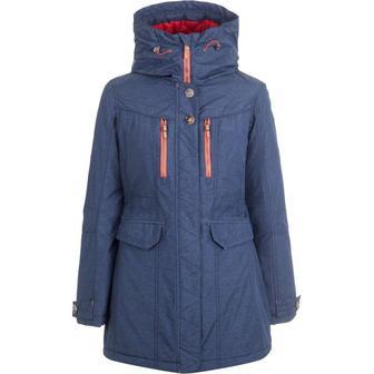 Полупальто Women's long padded jacket