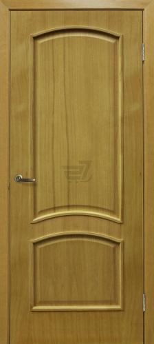 Дверне полотно шпоноване ОМіС Капрі ПГ 700 мм дуб натуральний тонований