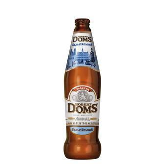 Пиво Robert Doms Бельгійський або Мюнхенський Львівське 0,5 л