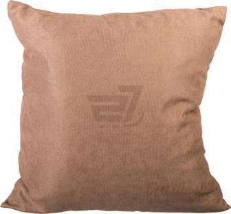 Подушка декоративна Велмарт 45x45 см шоколадний