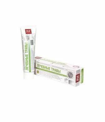 Паста зубная Лечебные травы Professional Splat, 100мл