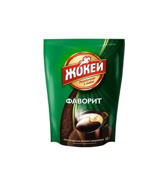 Кофе Жокей 65 г Фаворит
