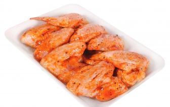 Крила курячі в маринаді кг