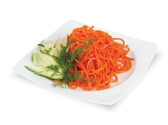 Морква по корейськи 100г