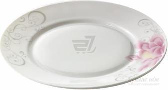 Тарілка обідня Lotus 23 cм