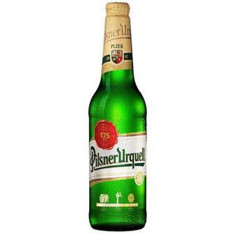 Пиво Pilsener Urquell 0,33л