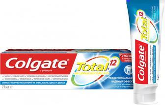 Зубная паста Colgate Total 12 , 75 мл