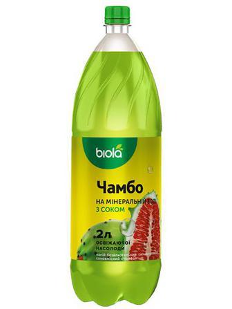 Напій Біола Чамбо (кактус) 2л