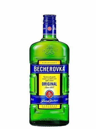 НАСТІЙКА Original, 0,5 л BECHEROVKA