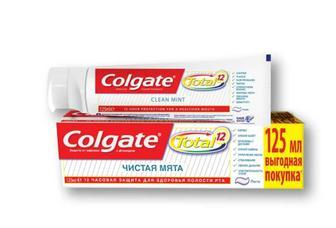 Паста зубна Total 12 Чиста М'ята Colgate 125 мл