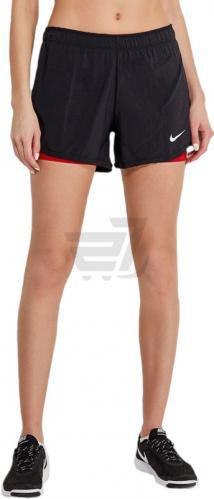 Шорти Nike W NK FLX SHORT 2IN1 831263-015 р. XS чорний