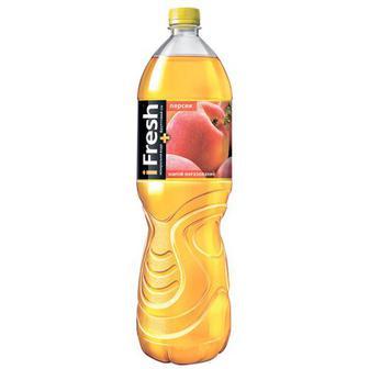Напій Ifresh соковий персик 1,5л
