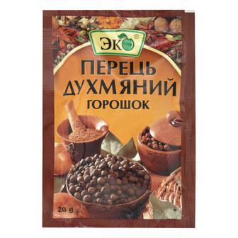 ПЕРЕЦЬ Духмяний горошок, 20 г ЕКО
