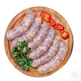 Скидка 12% ▷ Колбаса Українська Добра вечеря кг