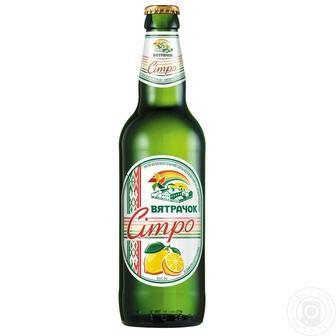 Напій безалкогольний Сітро або Дюшес Оболонь 0,5л