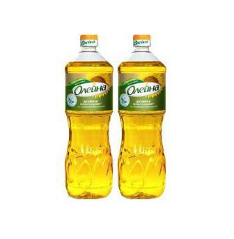 Скидка 23% ▷ Олія соняшникова Духмяна Олейна 0,9 л