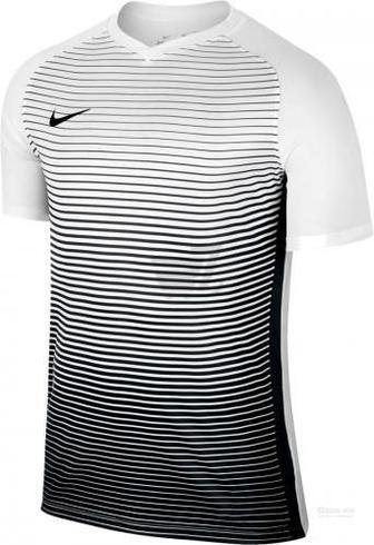 Футболка Nike M NK DRY PRECISION IV JSY SS 832975-100 L білий