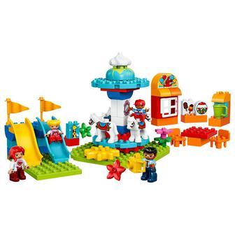 Конструктор Семейный ярмарка LEGO DUPLO (10841)