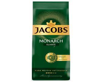 Кава мелена Jacobs Monarch Classic, 450г