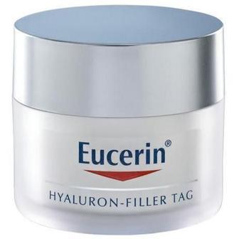 Крем Eucerin Hyaluron-Filler против морщин для сухой и чувствительной кожи дневной 50 мл