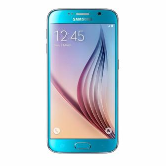 Смартфон Samsung Galaxy S6 Duos 32GB G920F Blue